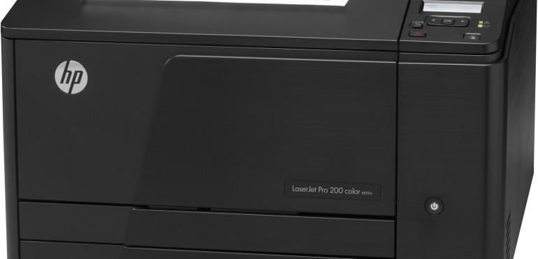 Заправка и обслуживание принтера HP COLOR 200