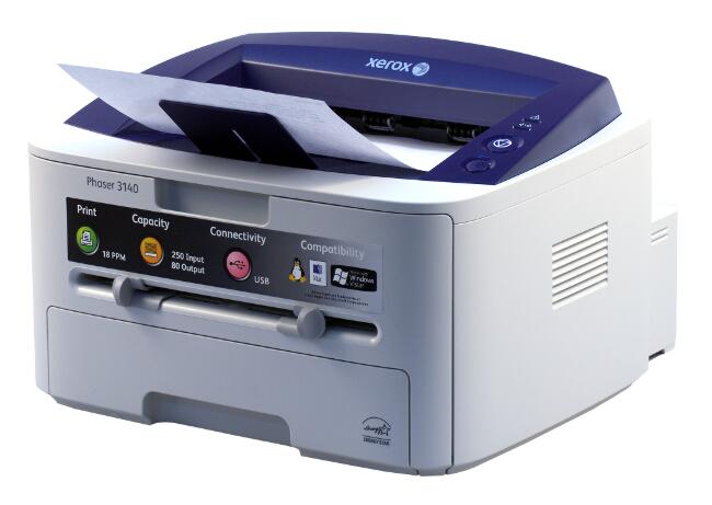 Прошивка принтера Xerox Phaser 3140 в Минске