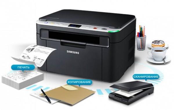 Прошивка принтера Samsung: стоит решаться?